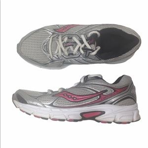 Saucony Cohesion 7  Sz 8.5 Running Athletic Shoes